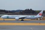 ハンバーグ師匠さんが、成田国際空港で撮影した日本航空 777-346/ERの航空フォト(写真)