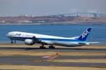 Mochi7D2さんが、羽田空港で撮影した全日空 777-381/ERの航空フォト(写真)