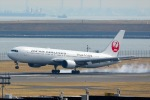 Mochi7D2さんが、羽田空港で撮影した日本航空 767-346の航空フォト(写真)