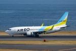 Mochi7D2さんが、羽田空港で撮影したAIR DO 737-781の航空フォト(写真)