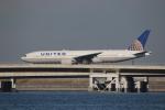 チェリーさんが、羽田空港で撮影したユナイテッド航空 777-222/ERの航空フォト(写真)