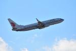 mojioさんが、成田国際空港で撮影した中国国際航空 737-89Lの航空フォト(写真)