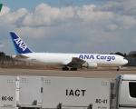 職業旅人さんが、成田国際空港で撮影した全日空 767-381/ER(BCF)の航空フォト(写真)
