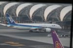職業旅人さんが、スワンナプーム国際空港で撮影した全日空 787-9の航空フォト(写真)