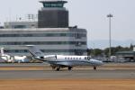 うさぎぱぱさんが、鹿児島空港で撮影したオートパンサー 525A Citation CJ2の航空フォト(写真)