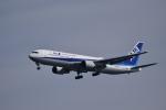 ぬま_FJHさんが、羽田空港で撮影した全日空 767-381/ERの航空フォト(写真)