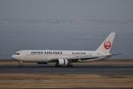 ぬま_FJHさんが、羽田空港で撮影した日本航空 767-346の航空フォト(写真)