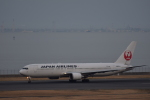 ぬま_FJHさんが、羽田空港で撮影した日本航空 767-346/ERの航空フォト(写真)