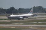 職業旅人さんが、クアラルンプール国際空港で撮影したマレーシア航空 737-8FZの航空フォト(写真)