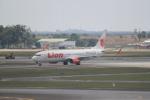 職業旅人さんが、クアラルンプール国際空港で撮影したライオン・エア 737-9GP/ERの航空フォト(写真)