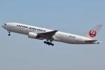 matatabiさんが、羽田空港で撮影した日本航空 777-246の航空フォト(写真)