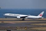 matatabiさんが、羽田空港で撮影した日本航空 777-346/ERの航空フォト(写真)