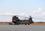 雲霧さんが、木更津飛行場で撮影した陸上自衛隊 CH-47JAの航空フォト(写真)