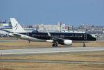accheyさんが、福岡空港で撮影したスターフライヤー A320-214の航空フォト(写真)