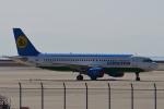 ミッキー2016さんが、中部国際空港で撮影したウズベキスタン航空 A320-214の航空フォト(写真)