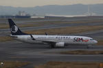 Semirapidさんが、関西国際空港で撮影した山東航空 737-86Nの航空フォト(写真)