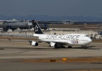 LOTUSさんが、関西国際空港で撮影したタイ国際航空 747-4D7の航空フォト(写真)