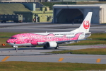 かみじょー。さんが、那覇空港で撮影した日本トランスオーシャン航空 737-446の航空フォト(写真)