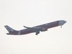 職業旅人さんが、クアラルンプール国際空港で撮影したエアアジア・エックス A330-343Xの航空フォト(写真)