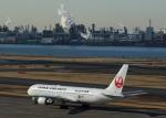 tuckerさんが、羽田空港で撮影した日本航空 767-346の航空フォト(写真)