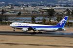 なないろさんが、仙台空港で撮影した全日空 767-381の航空フォト(写真)