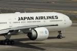 なぞたびさんが、羽田空港で撮影した日本航空 777-346/ERの航空フォト(写真)