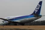 スターアライアンスKMJ H・Rさんが、熊本空港で撮影したANAウイングス 737-54Kの航空フォト(写真)