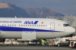 スターアライアンスKMJ H・Rさんが、熊本空港で撮影した全日空 767-381/ERの航空フォト(写真)