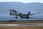 MOHICANさんが、関西国際空港で撮影したフェデックス・エクスプレス 777-FS2の航空フォト(写真)