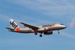 GOOSEMAN777さんが、成田国際空港で撮影したジェットスター・ジャパン A320-232の航空フォト(写真)