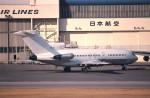 トロピカルさんが、羽田空港で撮影した日本航空 727-46の航空フォト(写真)