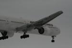 hachiさんが、新千歳空港で撮影した日本航空 777-346の航空フォト(写真)