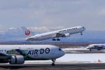 noriphotoさんが、新千歳空港で撮影した日本航空 767-346/ERの航空フォト(写真)