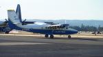 Saeqeh172さんが、ポートランド・ヒルズボロ空港で撮影したアメリカ空軍 DHC-6 Twin Otterの航空フォト(写真)