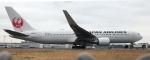 planetさんが、羽田空港で撮影した日本航空 767-346/ERの航空フォト(写真)