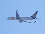 ken1☆MYJさんが、香港国際空港で撮影したMIATモンゴル航空 737-8SHの航空フォト(写真)