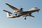 HK Express43さんが、伊丹空港で撮影したANAウイングス DHC-8-402Q Dash 8の航空フォト(写真)
