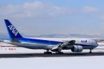 noriphotoさんが、新千歳空港で撮影した全日空 777-281/ERの航空フォト(写真)