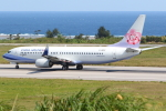 KAW-YGさんが、新石垣空港で撮影したチャイナエアライン 737-8Q8の航空フォト(写真)