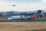 tombowさんが、仙台空港で撮影したエアーニッポンネットワーク DHC-8-314Q Dash 8の航空フォト(写真)