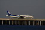 wagonist24wさんが、羽田空港で撮影した全日空 777-281の航空フォト(写真)
