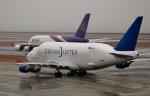 リリココさんが、中部国際空港で撮影したボーイング 747-4H6(LCF) Dreamlifterの航空フォト(写真)