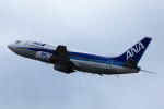 ばっきーさんが、成田国際空港で撮影したANAウイングス 737-54Kの航空フォト(写真)