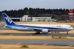 ばっきーさんが、成田国際空港で撮影した全日空 767-381/ERの航空フォト(写真)