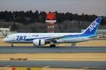 ばっきーさんが、成田国際空港で撮影した全日空 787-881の航空フォト(写真)