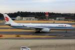 ばっきーさんが、成田国際空港で撮影した中国国際航空 A330-343Xの航空フォト(写真)