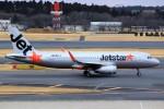 ばっきーさんが、成田国際空港で撮影したジェットスター・ジャパン A320-232の航空フォト(写真)