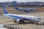 mototripさんが、宮崎空港で撮影した全日空 777-281/ERの航空フォト(写真)