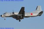 Chofu Spotter Ariaさんが、厚木飛行場で撮影した航空自衛隊 YS-11A-402EAの航空フォト(写真)