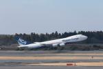 ぷぅぷぅまるさんが、成田国際空港で撮影した日本貨物航空 747-8KZF/SCDの航空フォト(写真)